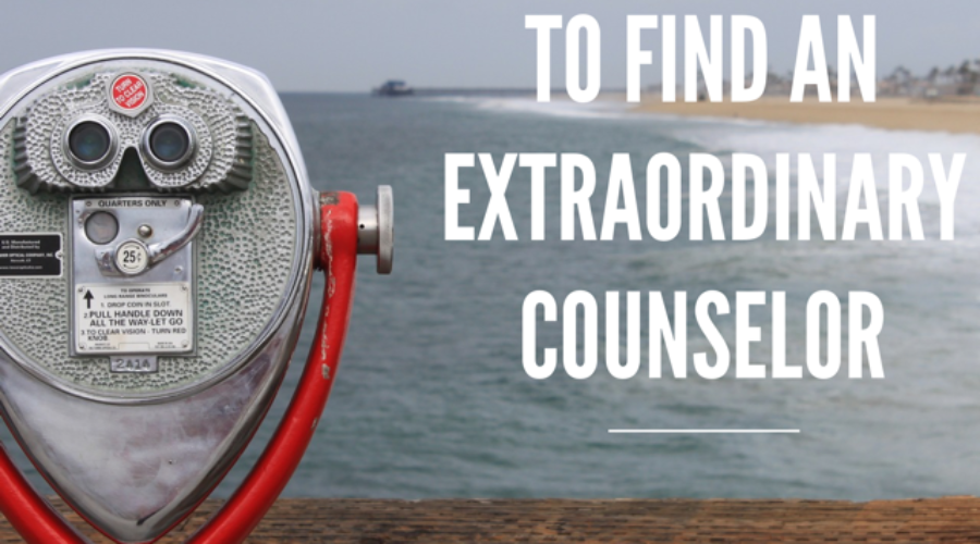 PWP 54 | How I Find a Counselor and What is MOST Important When Searching